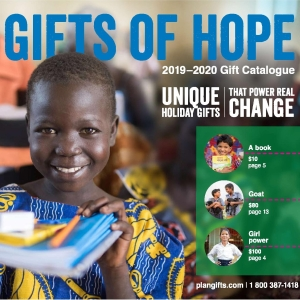 Gifts of Hope catalogue